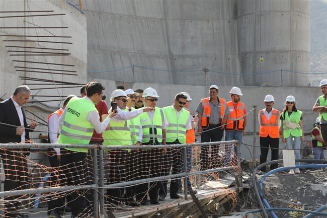 سدسازی ترکیه بر روی ارس و خطر تشدید بحران آب/ حجم آب جاری ارس  1.6 میلیارد متر مکعب کاهش خواهد یافت!