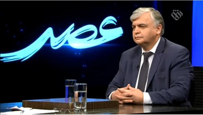 رجب صفروف در شبکه افق : گسترش فوق العاده روابط باکو با اسراییل غیرطبیعی است