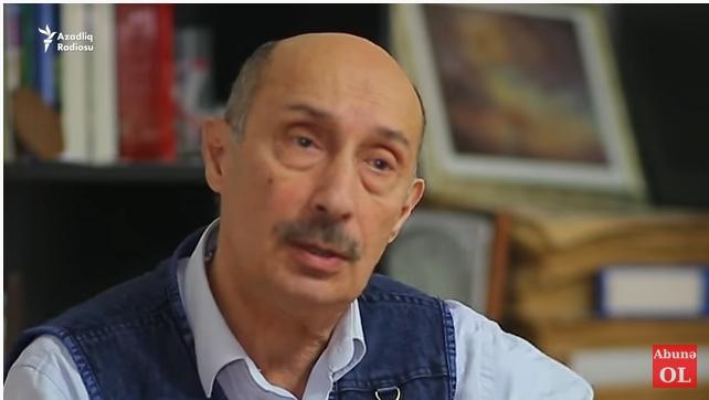 """زرتشت علیزاده: """"جبهه خلق"""" زمینه فاجعه 20 ژانویه باکو را فراهم کرد"""