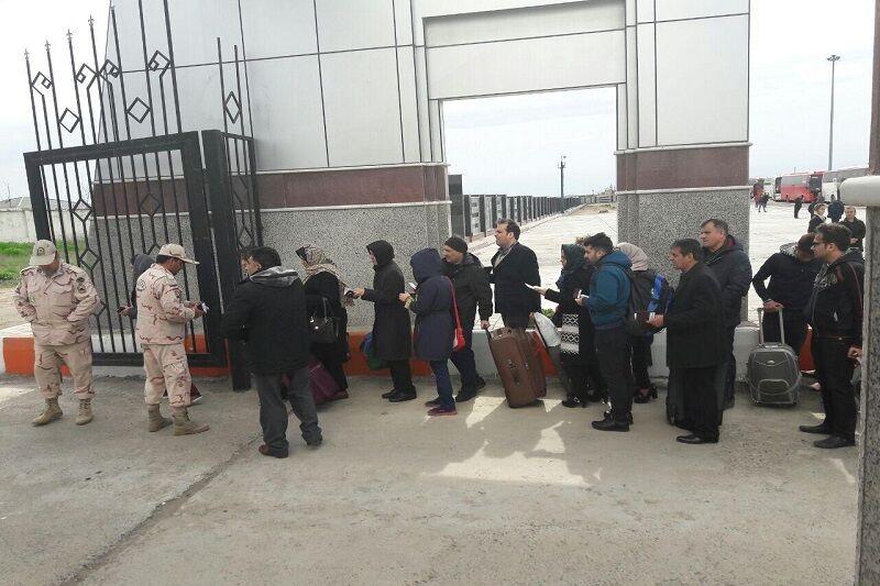 تاثیرات منفی کاهش تجارت باکو با ایران به دلیل بیماری کرونا