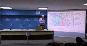 نمایش نقشه «ایران تجزیه شده» توسط موسسه وابسته به میت