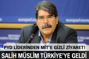 تاریخچه روابط پ.ک.ک و دولت ژرف ترکیه