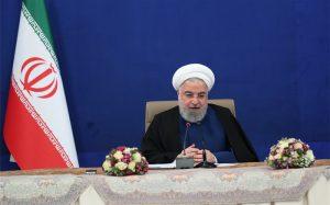 تاکید رئیس جمهور بر آموزش دقیق زبان فارسی در همایش روز معلم