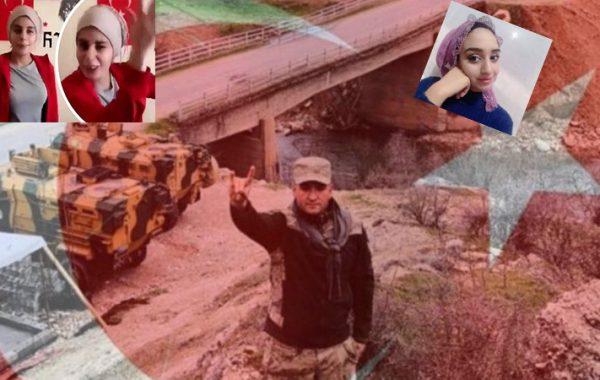 تجاوز جنسی گروهبان ارتش ترکیه به یک دختر نوجوان کُردتبار: خودکشی قربانی، تبرئه متجاوز و شادی در فضای مجازی!