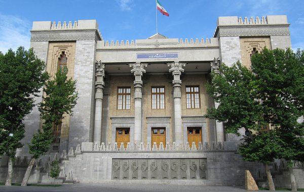 وزارت امور خارجه: موضوع کردستان برای ایران موضوع وطن است