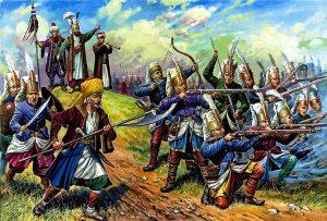 مقاومت تاریخی و حماسی آذربایجان در برابر ترکان عثمانی
