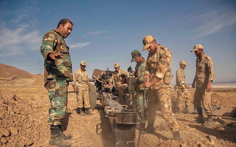 آرایش نیروهای نظامی ایران در شمال غرب کشور و ضرورت هشیاری مسئولان سیاسی