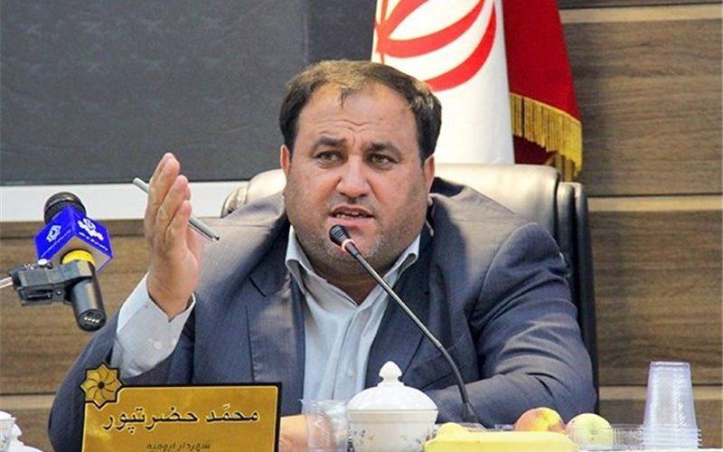 خبرگزاری ایرانا: محمد حضرت پور شهردار ارومیه دستگیر شد