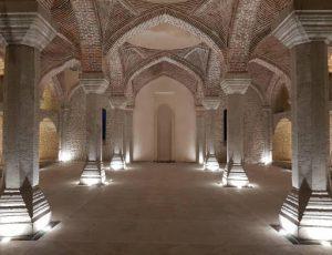 الهام علی اف دستور تغییر معماری مسجد ایرانی گوهرآغا را صادر کرد