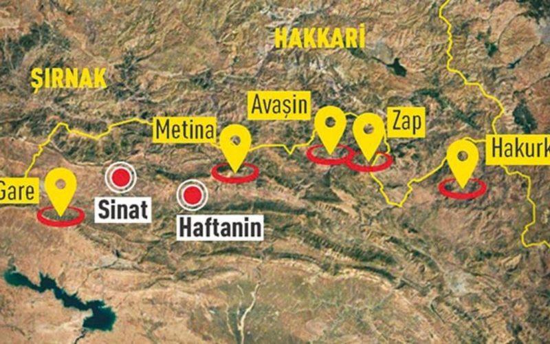شنگال:سیزده نظامی ترکیه از جمله دو مامور امنیّتی کشته شدند