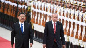 ترکیه:استرداد اویغورها به چین از طریق کشور ثالث