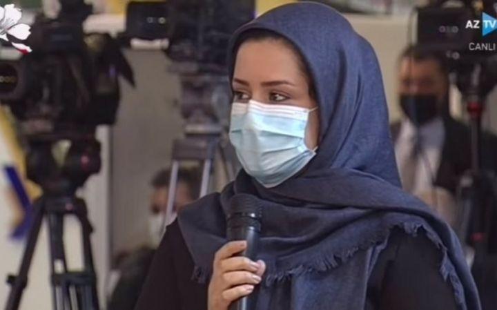 خبرنگار مهر و یک سؤال ساده از الهام علی اف و موضع انبوه کارشناسان داخلی قفقاز!