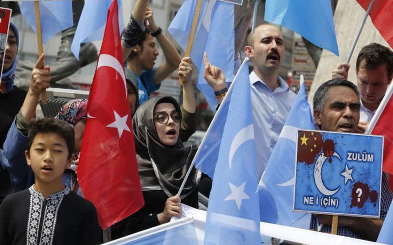 معامله بزرگ چین و ترکیه برای استرداد ایغورها