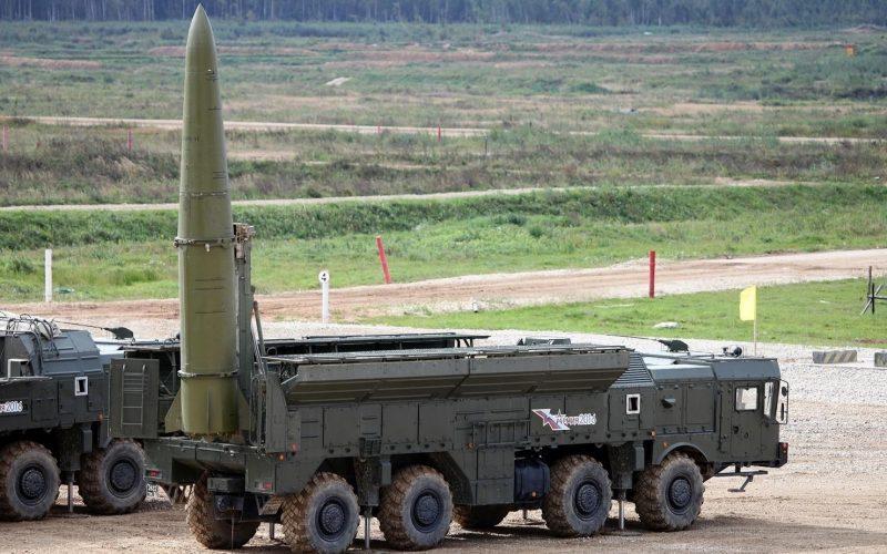 دگمه تسلیحات انبار شده در قفقاز دست کیست؟