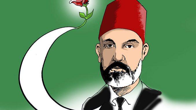 محمد عاکیف ارسوی شاعر ملّی ترکیه
