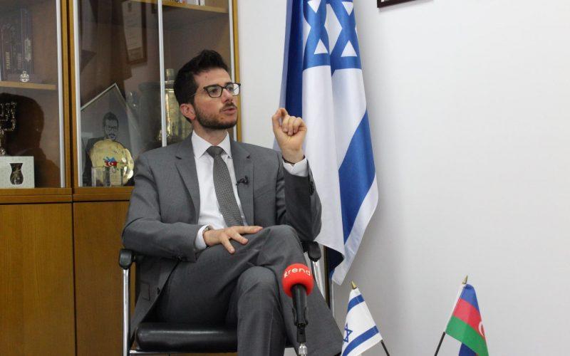 بازگشایی نمایندگی رسمی باکو در اسرائیل